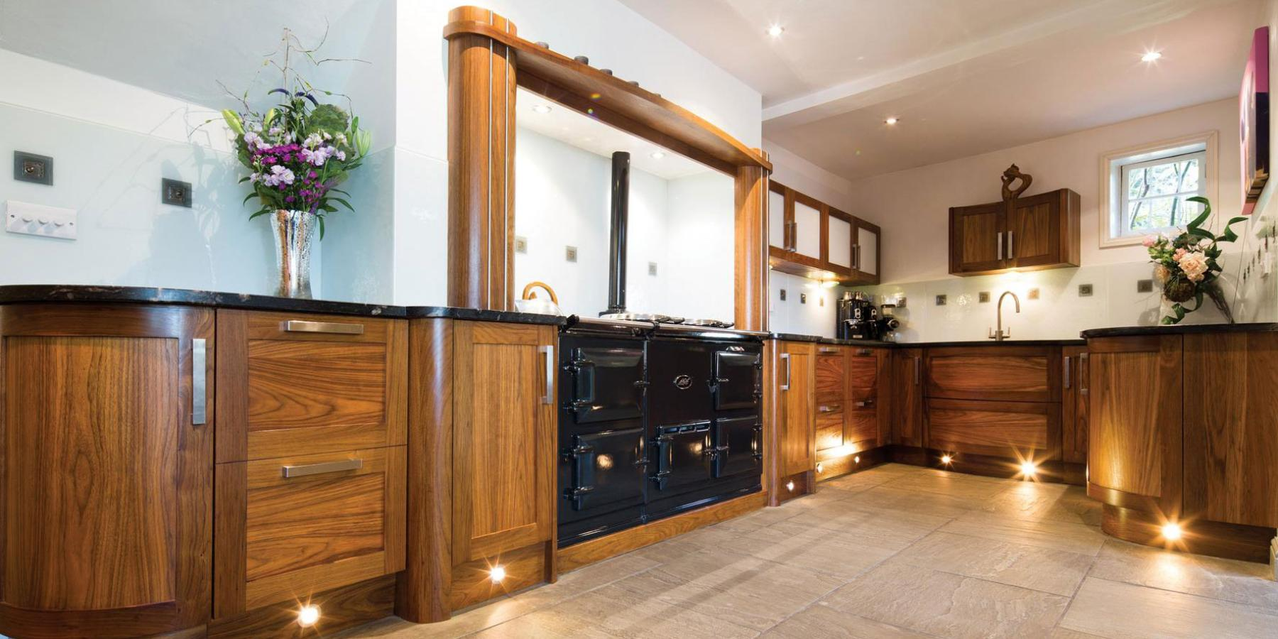 Bespoke Solid & Hardwood Kitchens