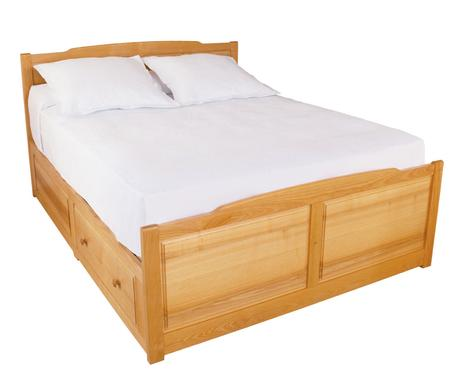 Treske\'s Bespoke Hardwood Beds