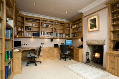Menwith Oak Home Office