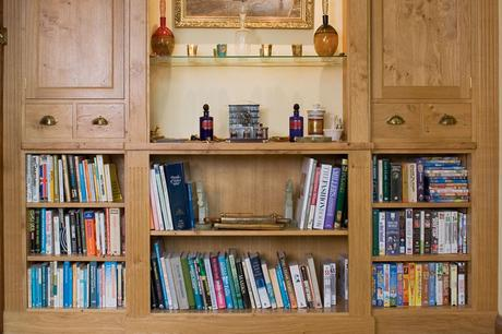 Harrogate Office Display Cabinet & Shelving