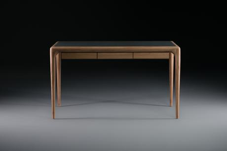 Artisan Latus Leather Desk