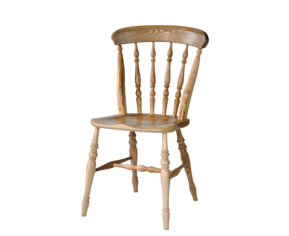 Treske 39 s roman spindle chair for Kitchen chairs