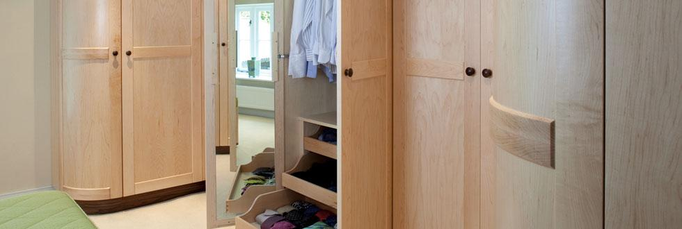 Featured : Bespoke Fitted Bedroom Furniture