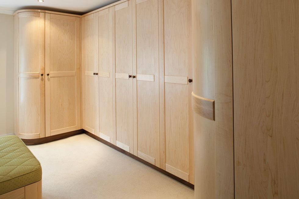 rosedale fitted bedroom furniture contemporary sycamore bedroom with