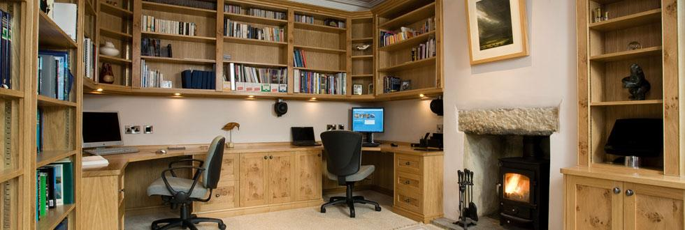 bespoke home office images