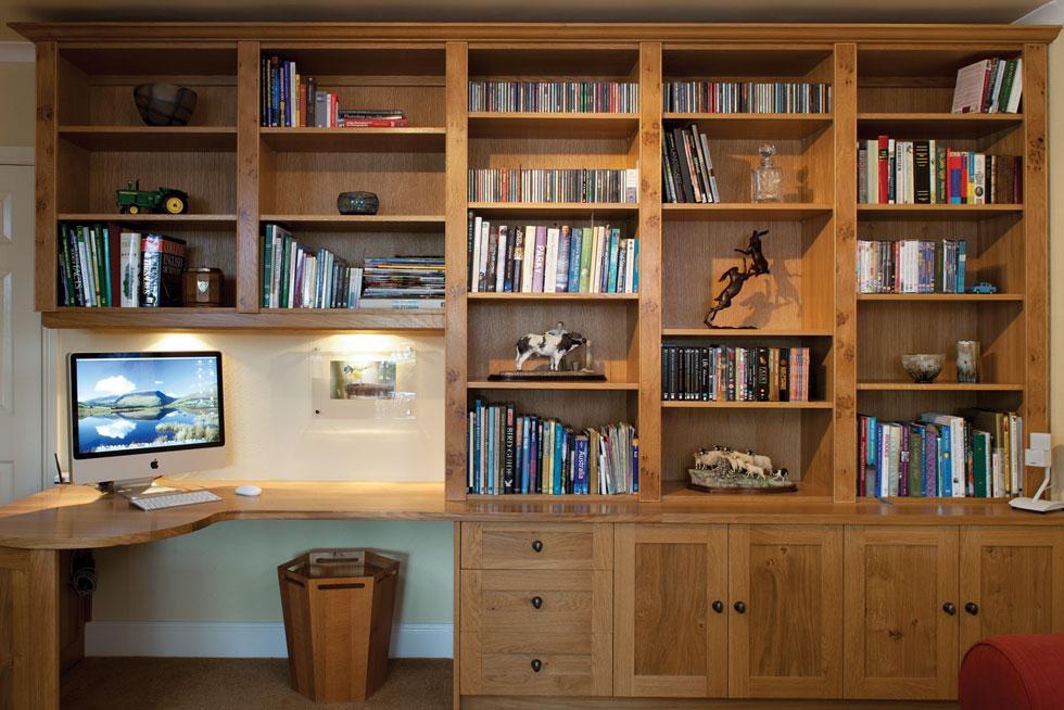 Home Office Furniture Uk Oak