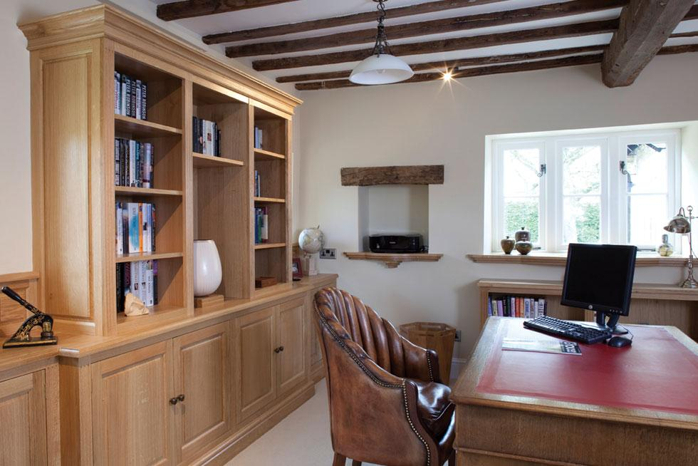 Welburn Traditional Home Office Furniture From Treske