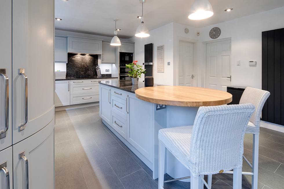 kitchen island designs | treske bespoke kitchens