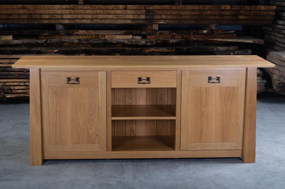 Arts Crafts Style Hardwood Oak Furniture From Treske