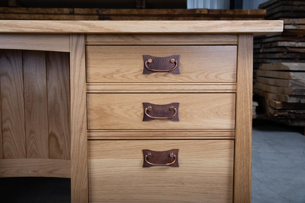 Arts Crafts Style Hardwood Oak, Arts And Crafts Furniture Style