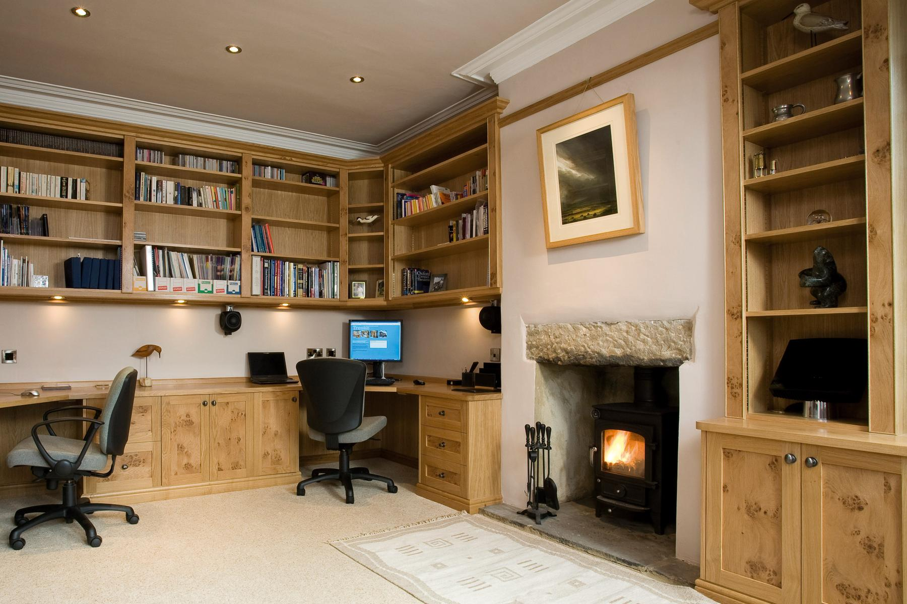 Menwith Burr Oak Home Office