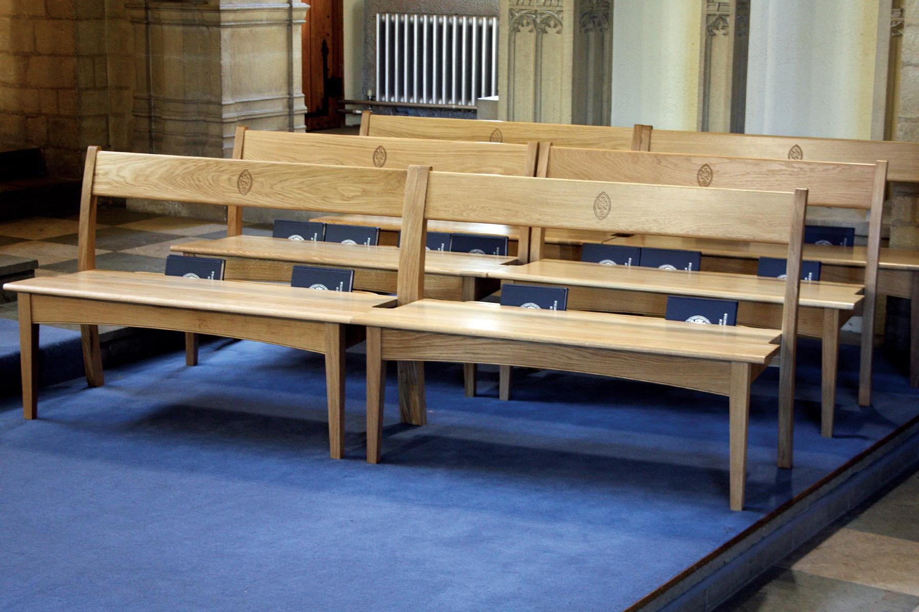 Wycombe Abbey School benches