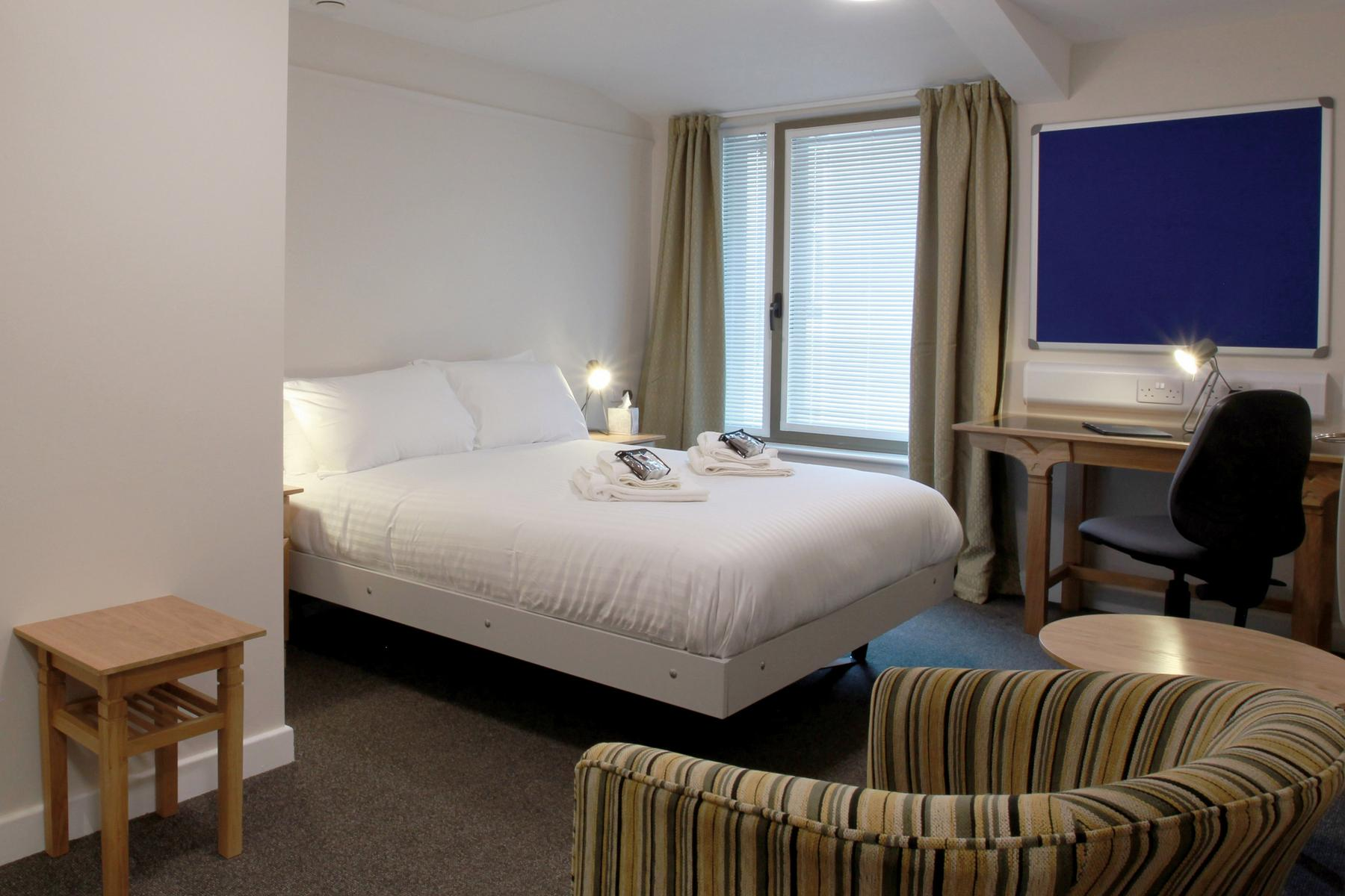 Christ Church College Oxford, student accommodation