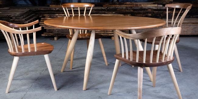 Treske hardwood tables