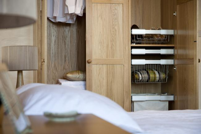 Masham Oak Bedroom