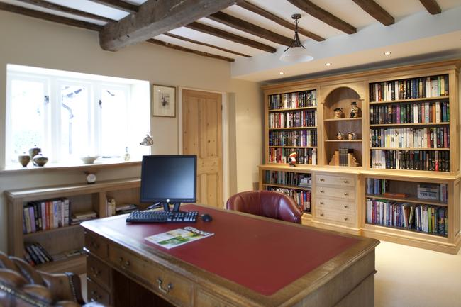 Welburn Home Office