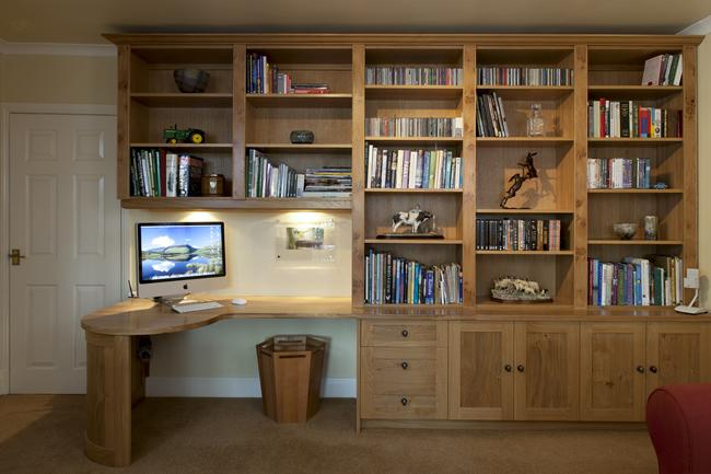 Shipton Oak Home Office