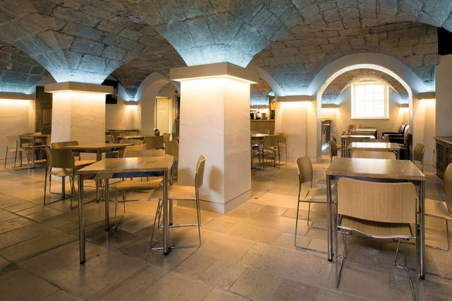 Undercroft Bar, Christ Church College, Oxford